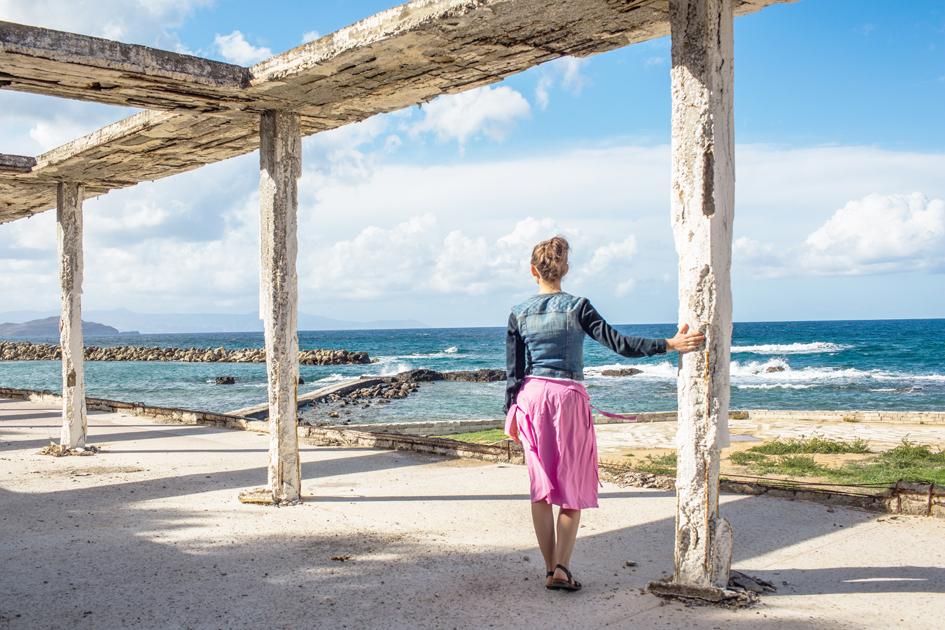 Fotografie z podróży z Krety