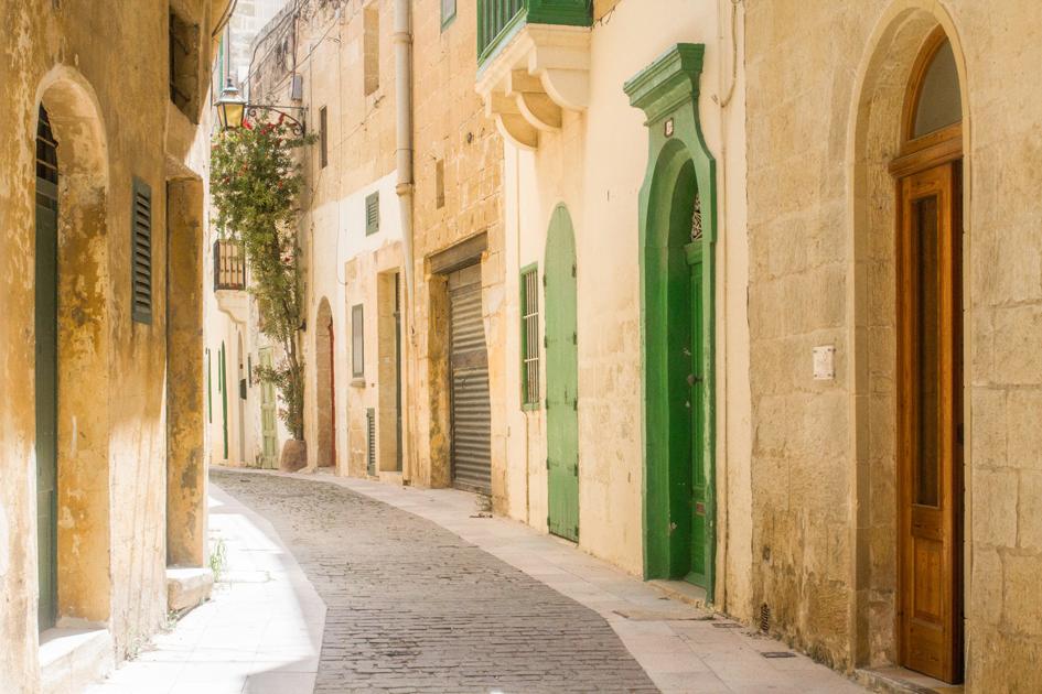 Fotografie z podróży z Malty i Gozo