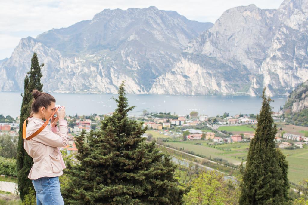Podróż nad jezioro Garda